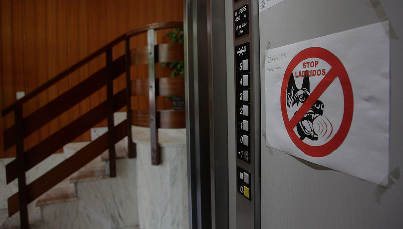 Contaminación acústica en Comunidades de Propietarios